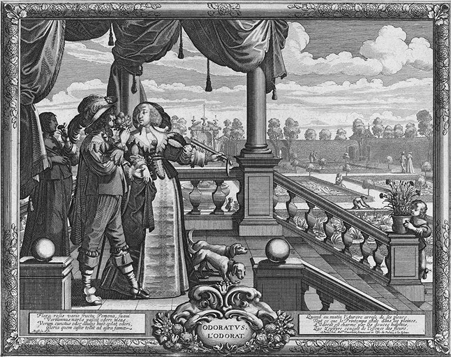 Цивилизация запахов. XVI — начало XIX века