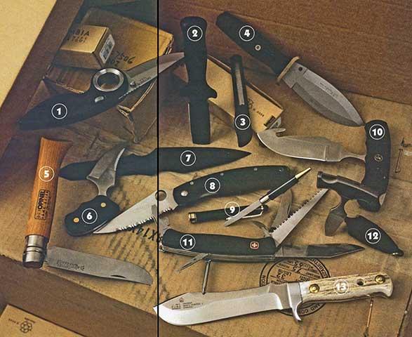 Нож для дела. 10 стереотипов выбора
