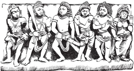Древняя Индия. Быт, религия, культура