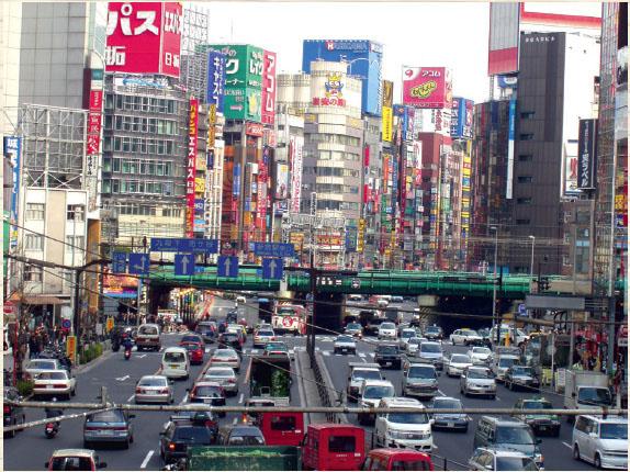 Наблюдая за японцами. Скрытые правила поведения
