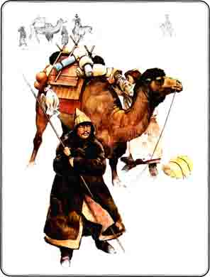 Армия монгольской империи