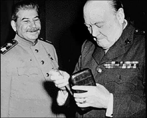 И.В. Сталин смеётся... Юмор вождя народов