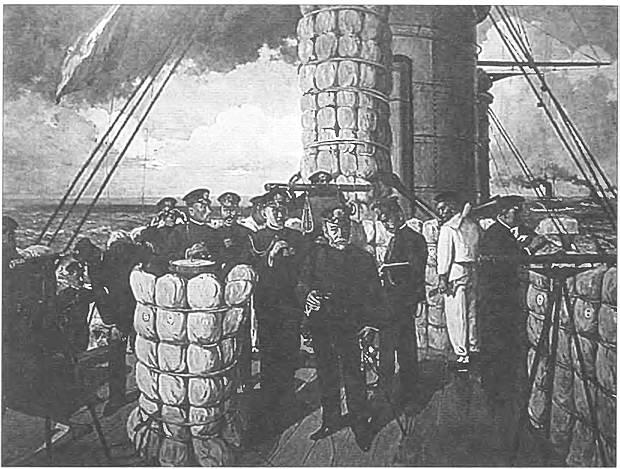 Партизаны флота из истории