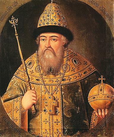 Воцарение Романовых. XVII в