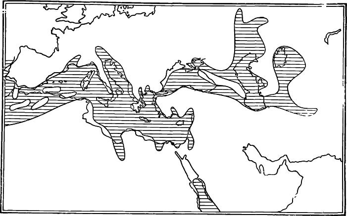 История средиземных морей