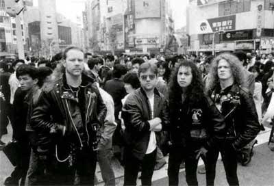 «...Justice For Аll»: Вся правда о группе «Metallica»