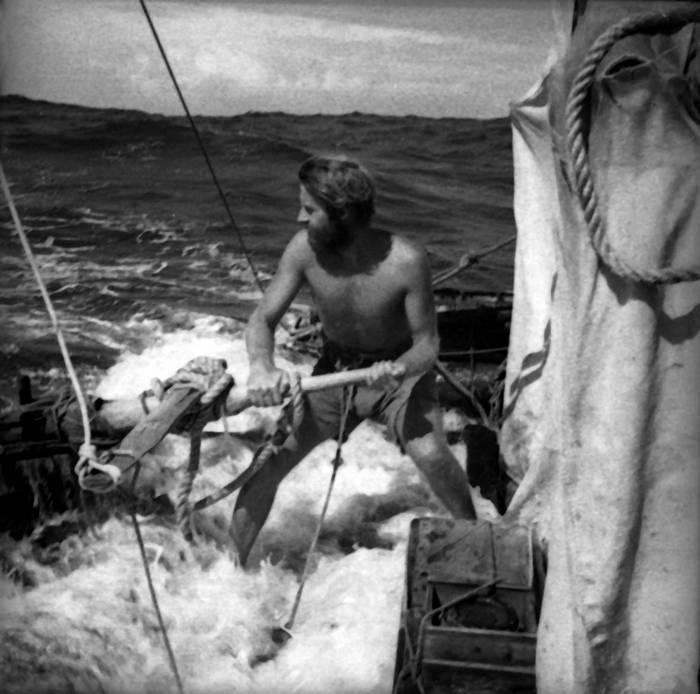С Хейердалом через Атлантику. О силе духа в диких условиях