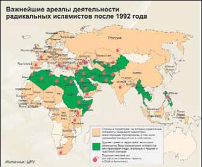 влияние ислама на политику: