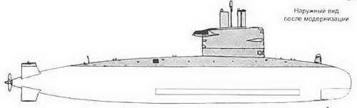 запас плавучести подводной лодки