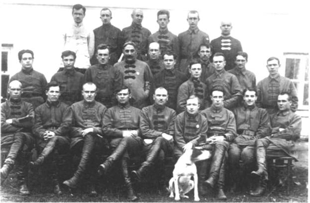 Война в россии 1917 1922 красная армия
