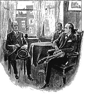 Возвращение Шерлока Холмса