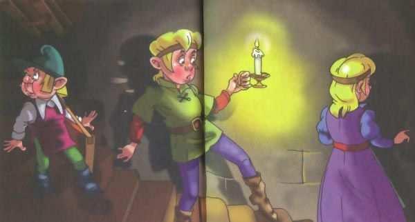 Желтая Книга фей