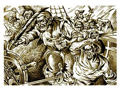 Пираты Мексиканского залива