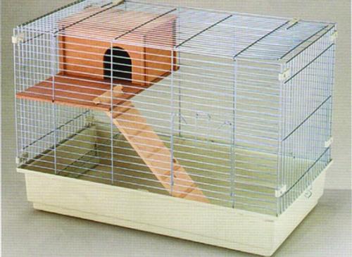 Как сделать клетку крысе