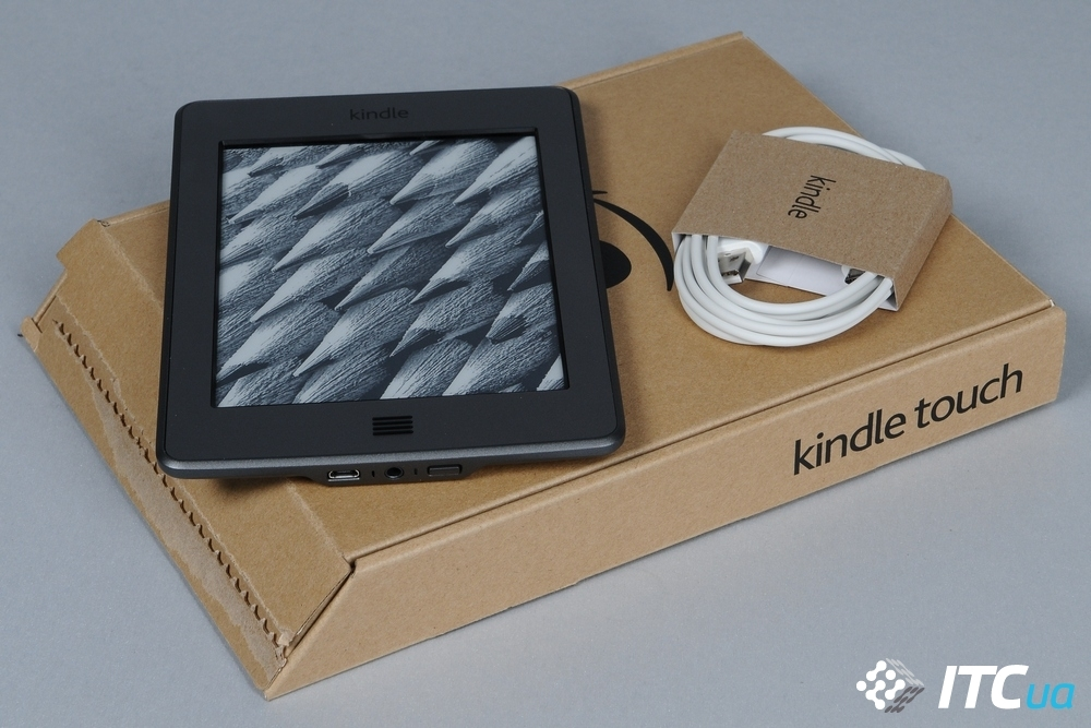 фото Amazon Kindle Touch