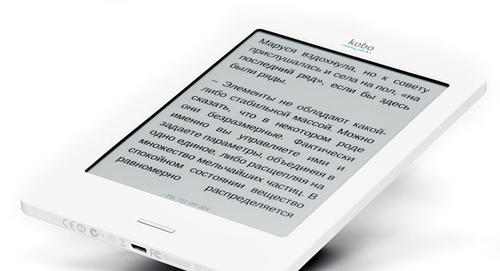 фото Kobo eReader Touch